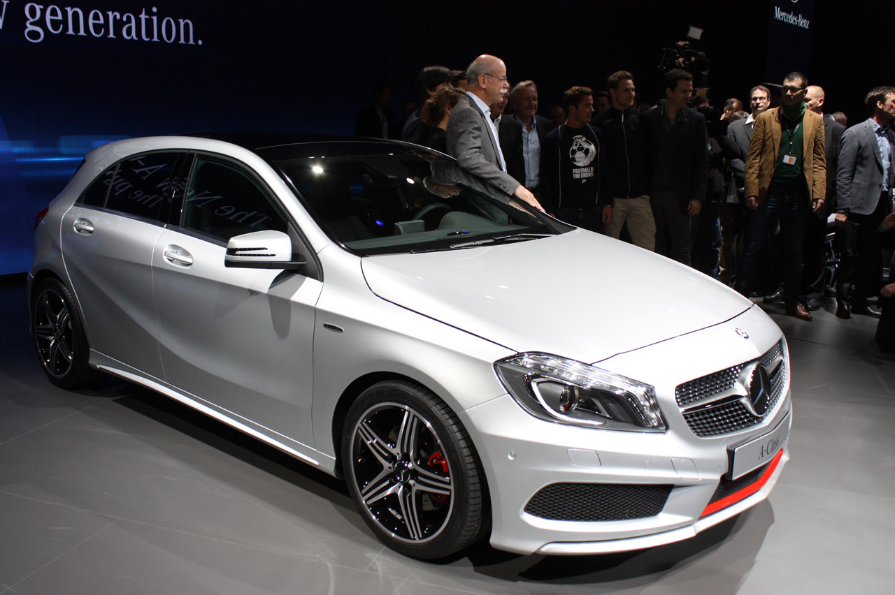 Mercedes-Benz A-Class hatches new level of refinement for ...