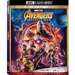 Avengers: Infinity War [4K Ultra HD Blu-ray]