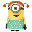 Minion Girl icon