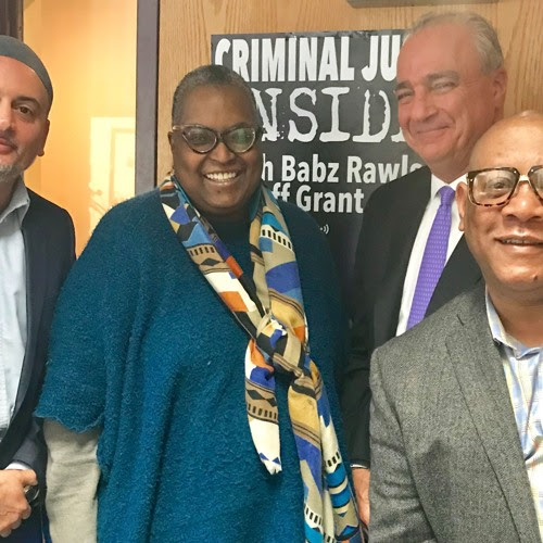 Criminal Justice Insider | Scot X. Esdaile & Daee McKnight by WNHH Community Radio
