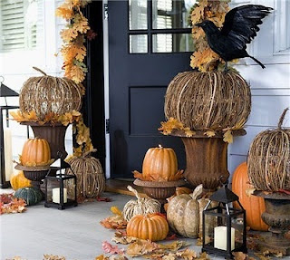 HillHouse: Harvest Decor inspiration