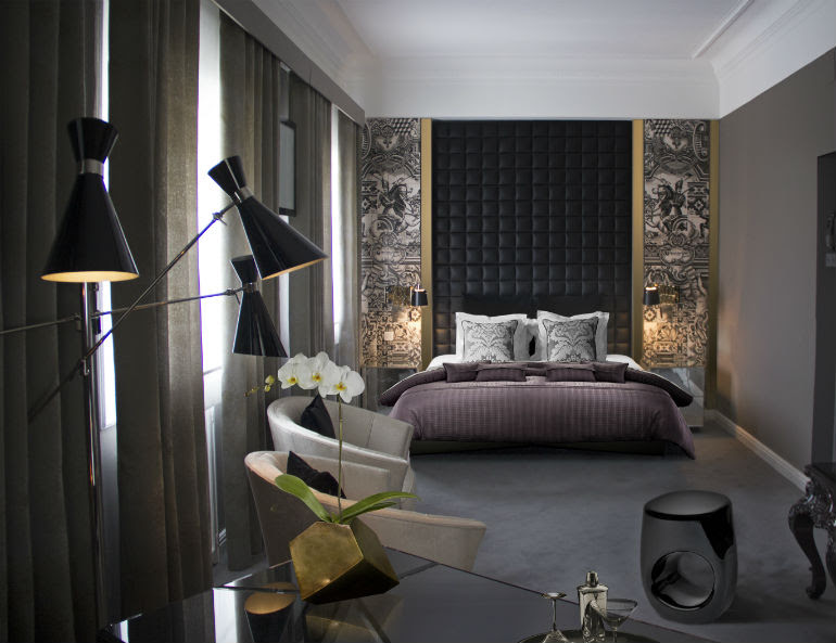 Bedroom Designs 5 Star Hotel Bedroom Interior Design