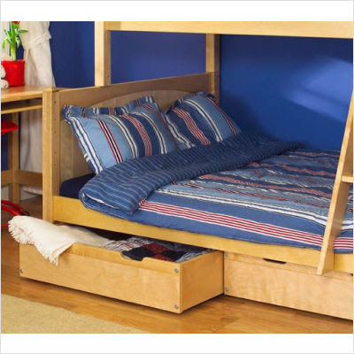 Twinfull Metal Bunk 3907 Shabby Chic Beds