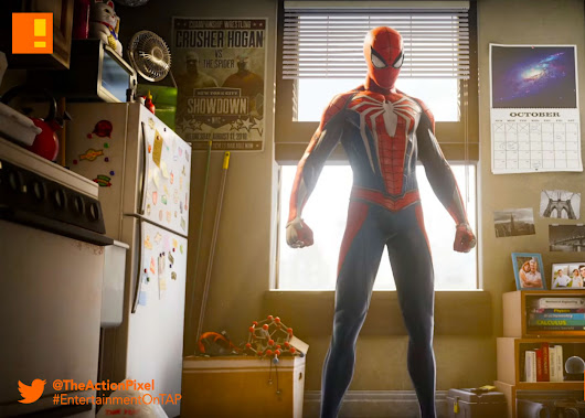 """Marvel's Spider-Man"" PS4 game give us insight into the importance and legend of the infamous Webhead"