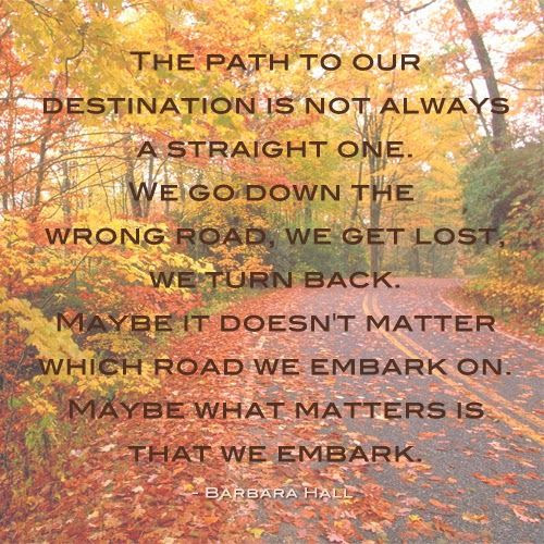 Quotes About Paths In Life Quotes About Life
