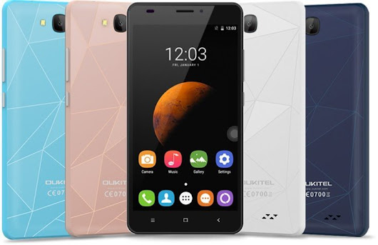 Oukitel C3 pre-orders open for very affordable smartphone - PhonesReviews UK- Mobiles, Apps, Networks, Software, Tablet etc