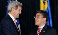 "U.S., Venezuela to Pursue ""More Positive"" Relations"