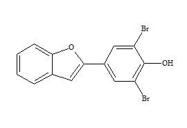 Benzbromarone Impurity 1