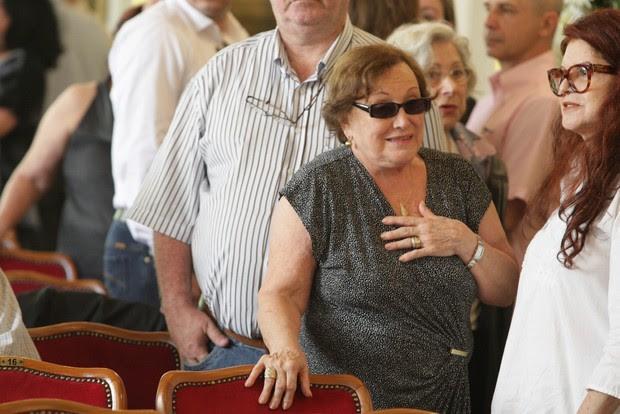 Nicette Bruno (Foto: Leo Franco e Thiago Duran / AgNews)