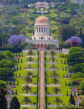 Bahai Temple In Haifa Stock Images - Image: 5334724