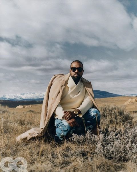 Celebrity Gist: Kanye West Goes Shopping For Kid's Clothes After Kim Kardashian Called Him Mentally Unstable
