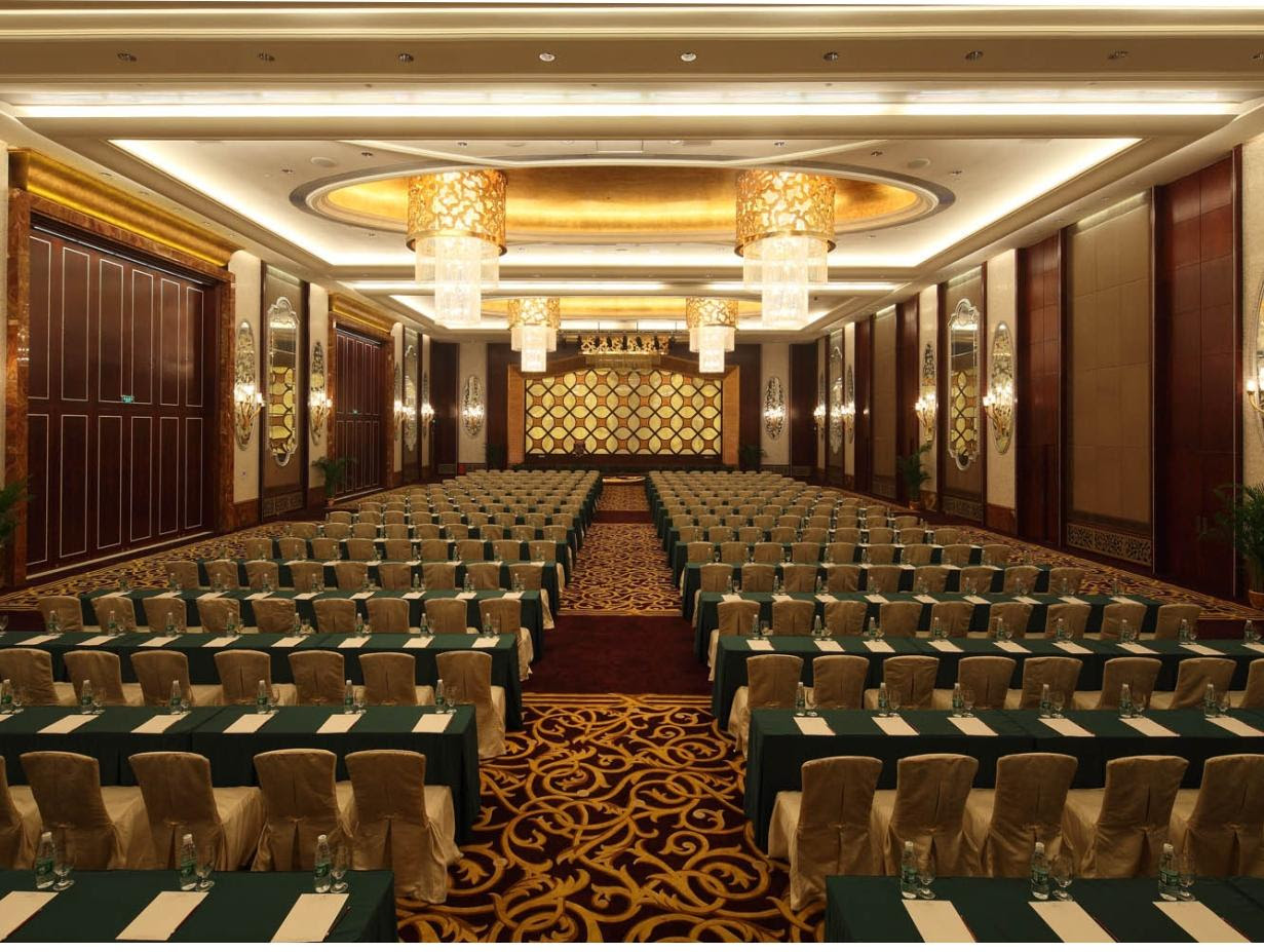 Review Venus Royal Hotel (Kirin Parkview Hotel)