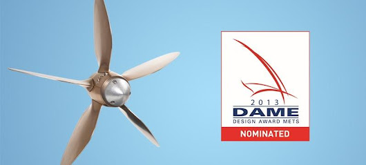 Max-Prop Whisper is Nominated for 2013 DAME Award! - Seattle WA