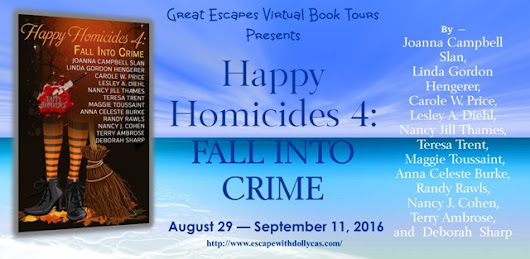 Happy Homicides 4: Fall Into Crime