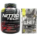 Muscle Tech Nitro-Tech 4 lbs Milk Chocolate