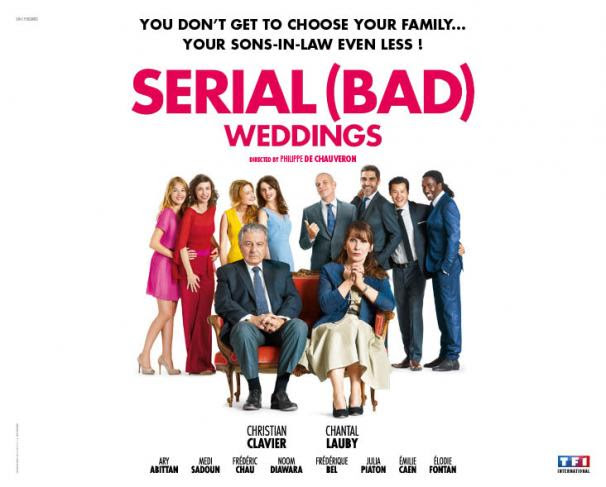Risultati immagini per serial bad weddings