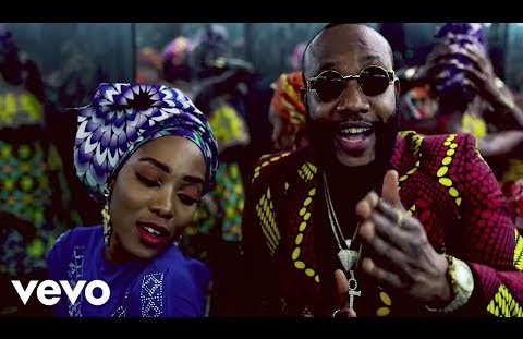 Download or Watch(Official Video) Kcee ft Tekno – Boo