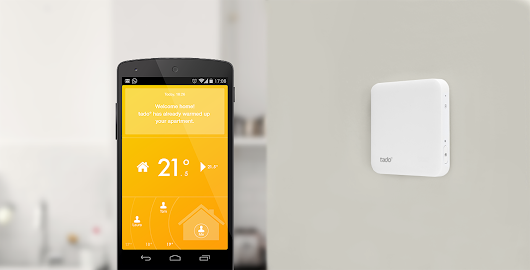 tado° Cooling Add-On App Controls Your Old AC - Design Milk