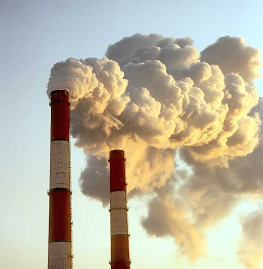 CO 2 Levels Hit Record High for 30th Year in a Row