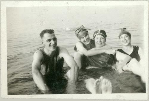 Four at the Beach