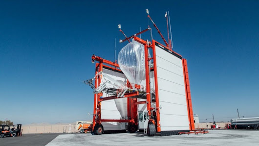Project Loon boosts web in Puerto Rico