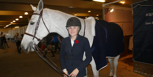 Equestrian Fashion at the 2017 Royal Winter Fair