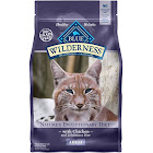 Blue Wilderness Food for Cats, Natural, Chicken Recipe - 2.5 lb