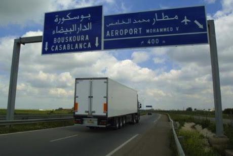"""استمرار """"حرب"""" الطرق المغربية بسقوط 7 قتلى جوار حدّ السوَالْم"""