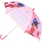 Textiel Trade Kid's Miraculous Ladybug Stick Umbrella - Pink one size