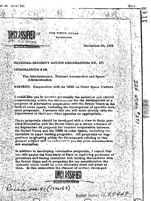 Documentos MJ 12 ¿Fue Kennedy asesinado por intentar divulgar la existencia de seres extraterrestres en nuestro planeta?