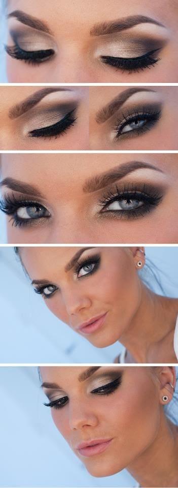 not for me but still beauty-full #Make #Up Pinterestonline.com