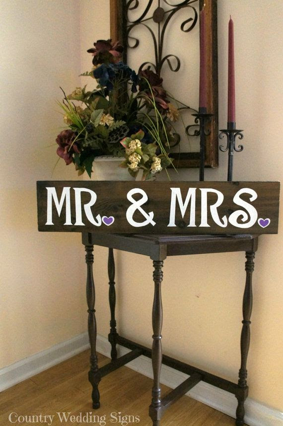 sign Sign, and wedding Mrs rustic mrs wood  photo  and Wedding Mr weddi rustic signs,  mr prop,