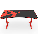 Arozzi - Arena Gaming Desk - Red