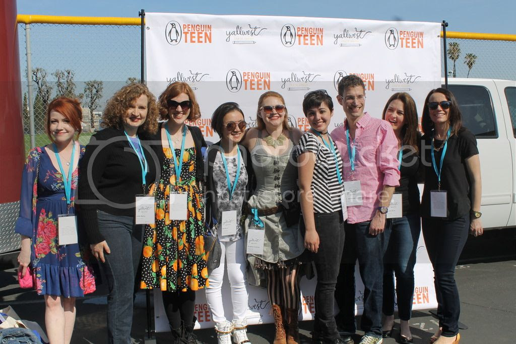 The Book Rest - YALLWEST - Stephanie Perkins, Marie Lu, Richelle Mead
