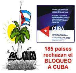 El documento presentado por Cuba recibió un respaldo casi total en la ONU.