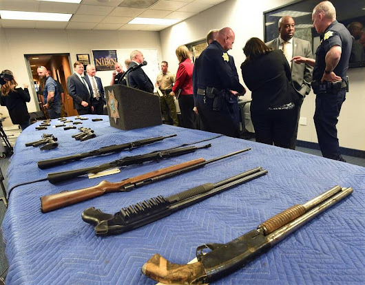 Gun sales case dismissed over allegations against ATF agent | The Sacramento Bee