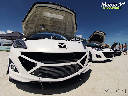 MazdaMovement // BeachBoost4 // ADN MultiMedia's Official Spotlight film - MazdaMovement