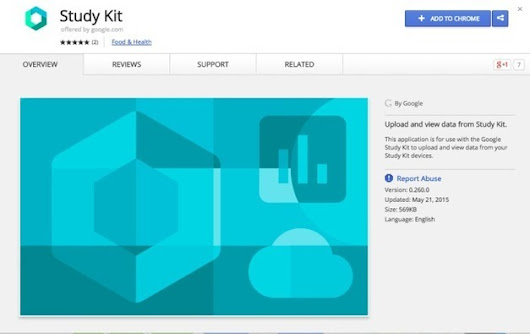 Google Tests 'Study Kit' Apps To Collect Health...