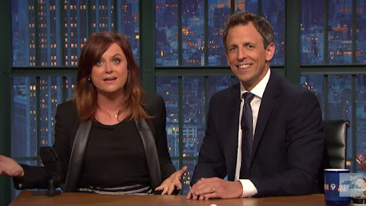 Amy Poehler Asks A Critic Of Women's Sports, 'Really!?!'