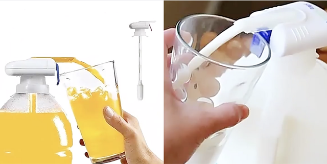 This $10 Plastic Tap Is The Ridiculous Item Your Breakfast Needs