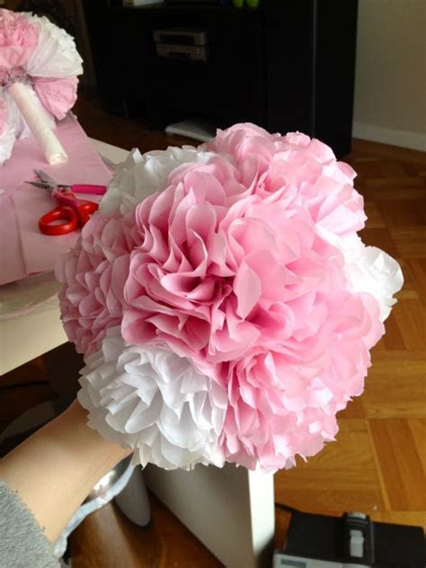 Okay do my tissue paper flowers look ?cheap??