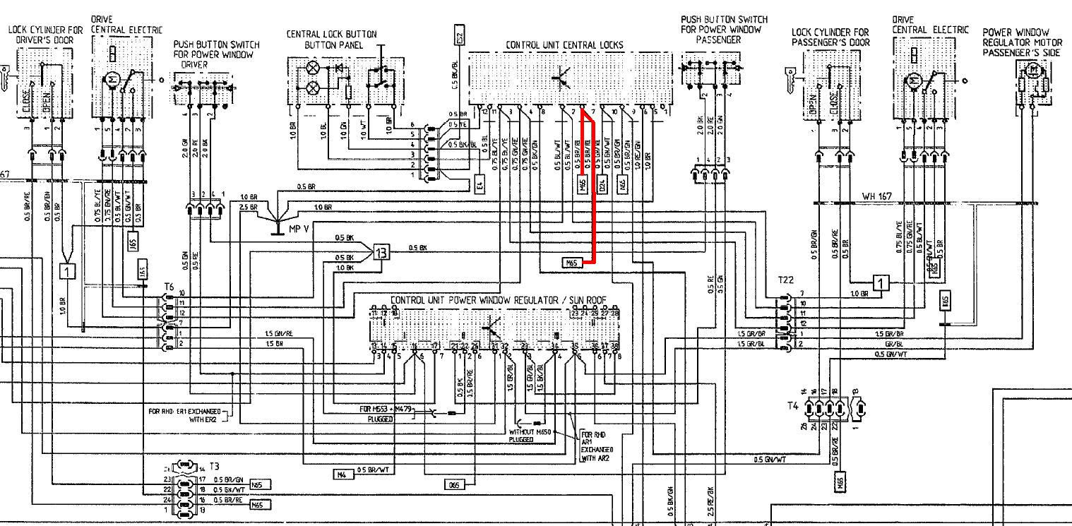 Porsche 944 Fuse Diagram Wiring Diagram United A United A Maceratadoc It