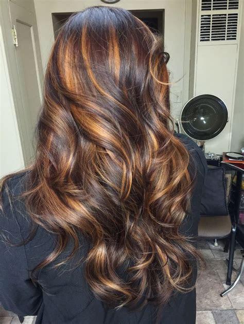 hair highlights ideas hair color trends