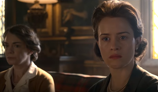 TV Trailers: COUNTERPART, INHUMANS, Queen Elizabeth II's Rocky Reign in THE CROWN: Season 2, & More | FilmBook
