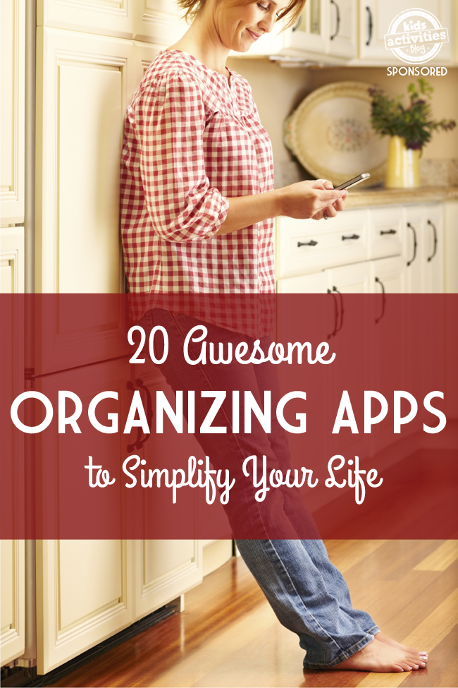 best organizing apps