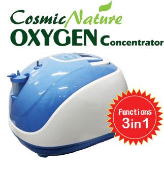 Cosmic Nature Oxygen Concentrator Testimoni