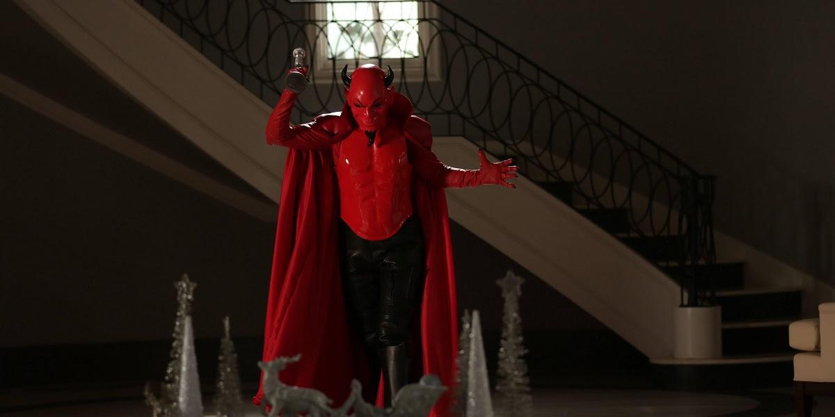 Resultado de imagem para Scream Queens season Red Devil