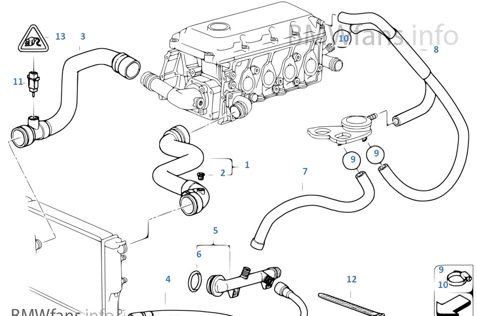 Bmw E46 M43 Engine Diagram