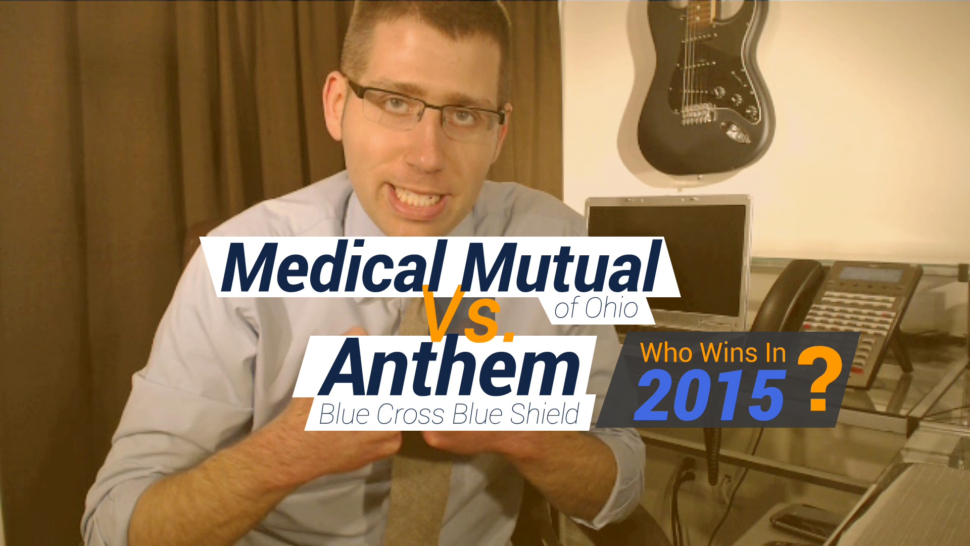 Medical Mutual of Ohio Vs. Anthem Blue Cross Blue Shield