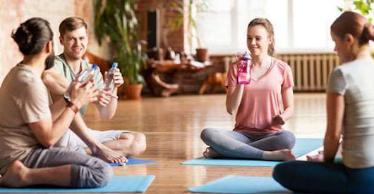 "Avoid That Hot Yoga ""Hangover""! - Fitness Corner"